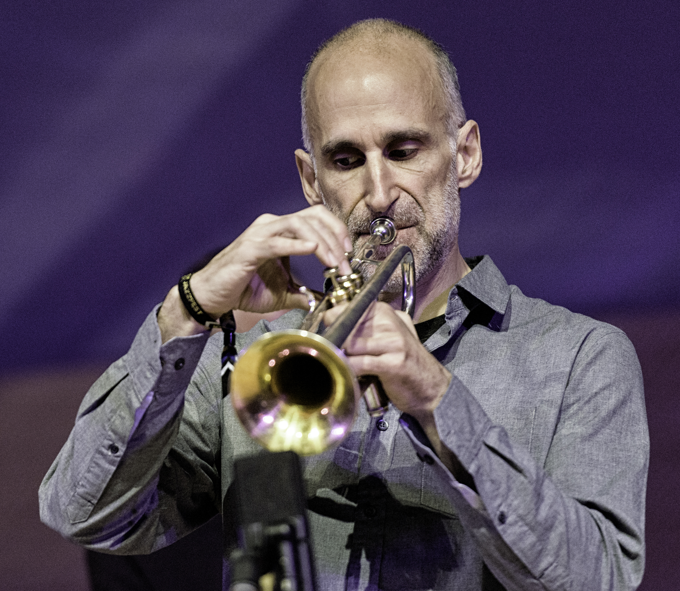 Ralph Alessi at the NYC Winter Jazzfest 2016