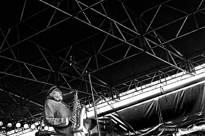 Charles Llyod / Newport Jazz Festival 2011