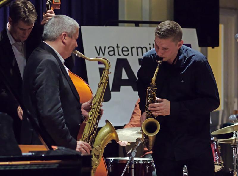 Andy Sheppard, James Morton, James Morton Quartet Feat. Andy Sheppard