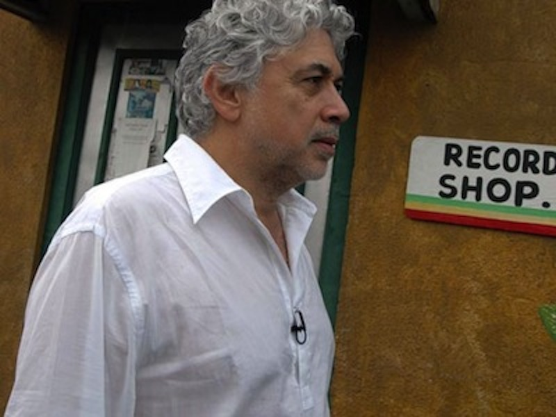 Monty Alexander's Harlem-Kingston Express at the Detroit Jazz Festival on September 7