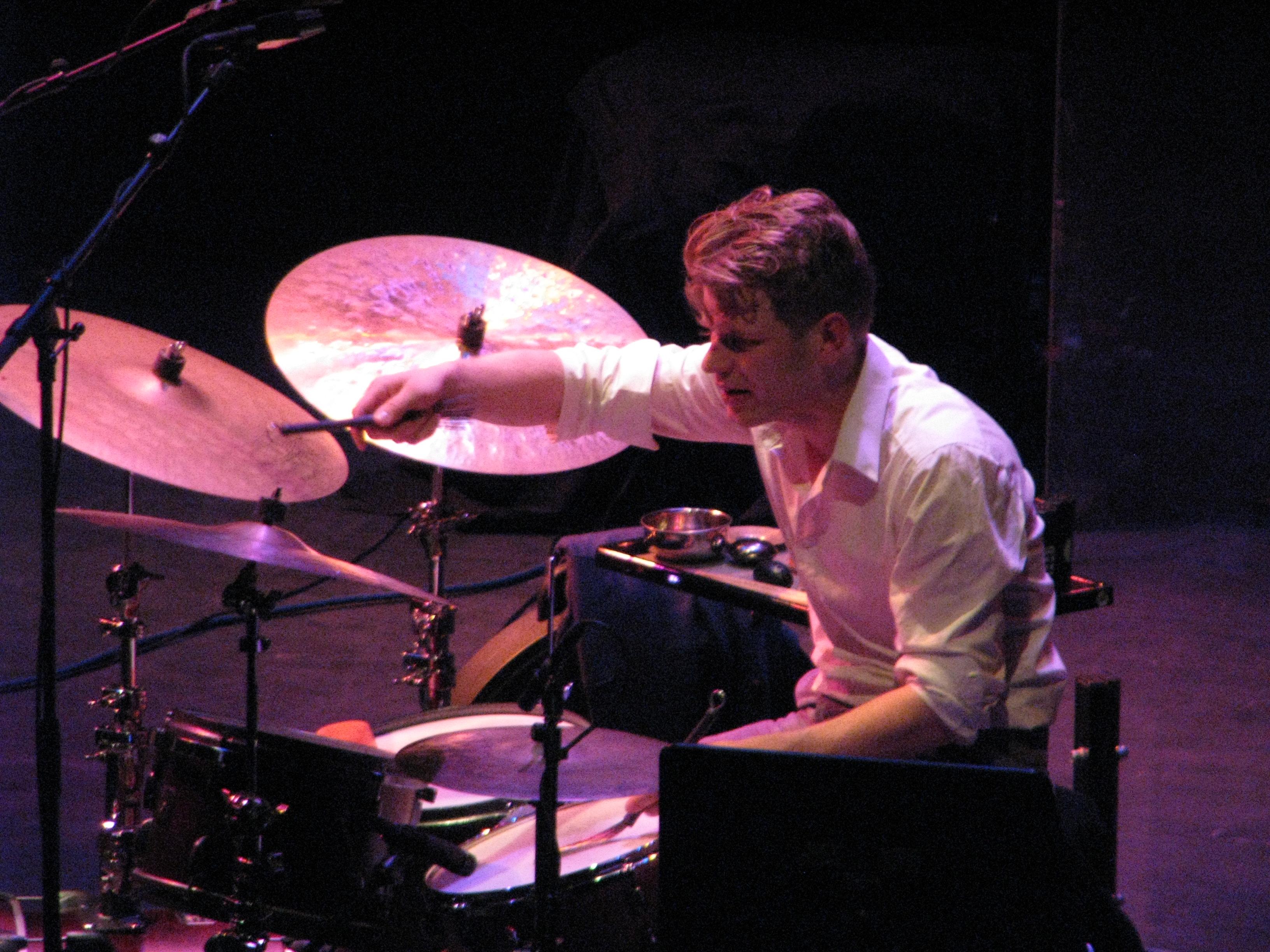Christian Lillinger, Berlin Jazzfest 2012