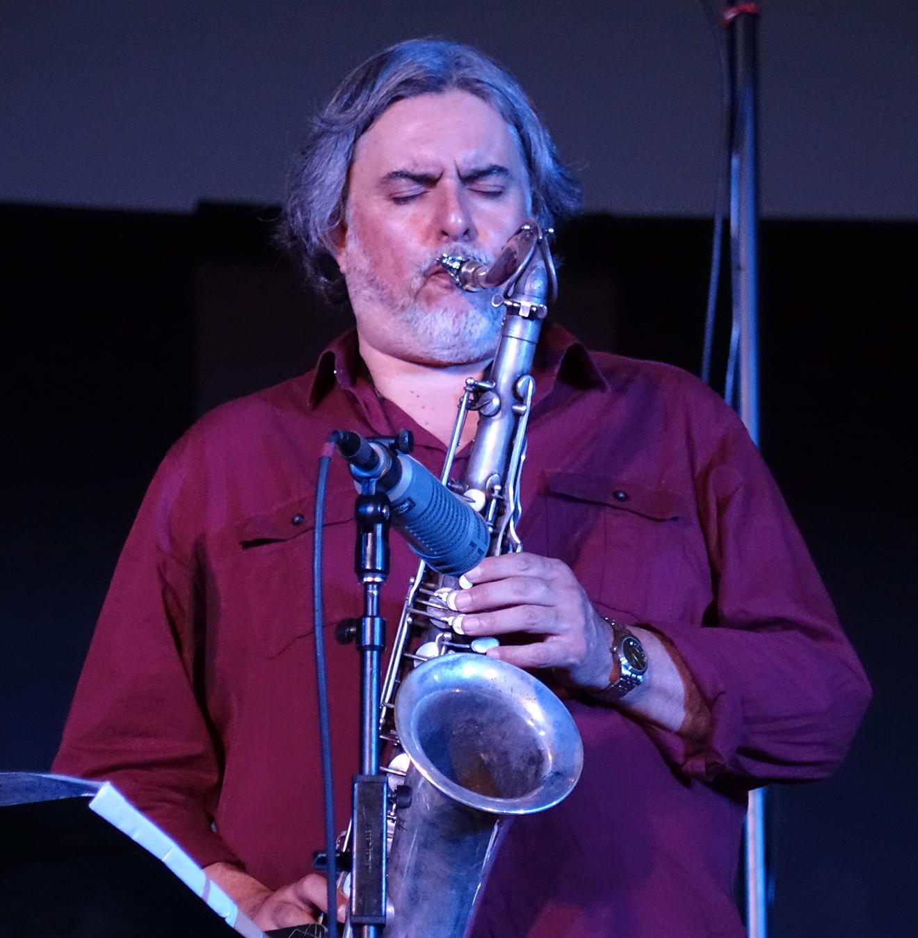 Tony Malaby at Vision Festival 20