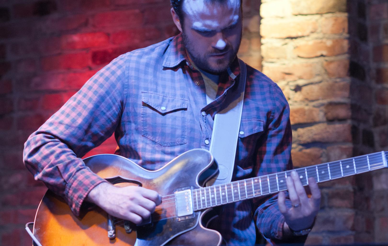 Matthew Stevens with Erimaj at the Winter Jazzfest 2012