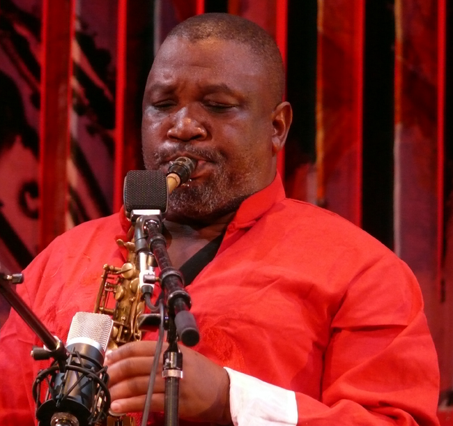 Zim Ngqawana