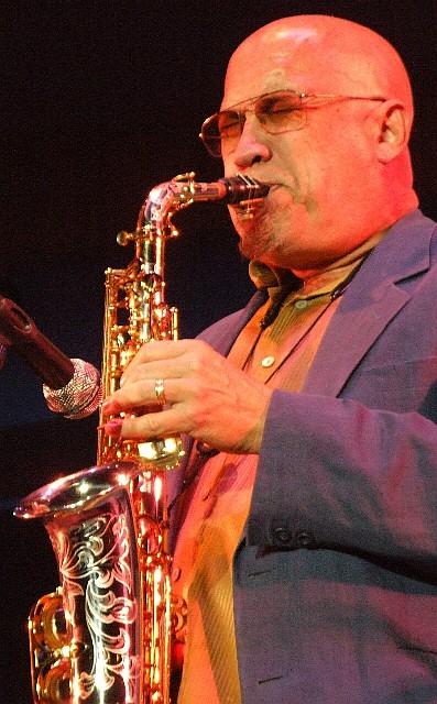 2006 Chicago Jazz Festival, Saturday: Steve Slagle with Joe Lovano Nonet