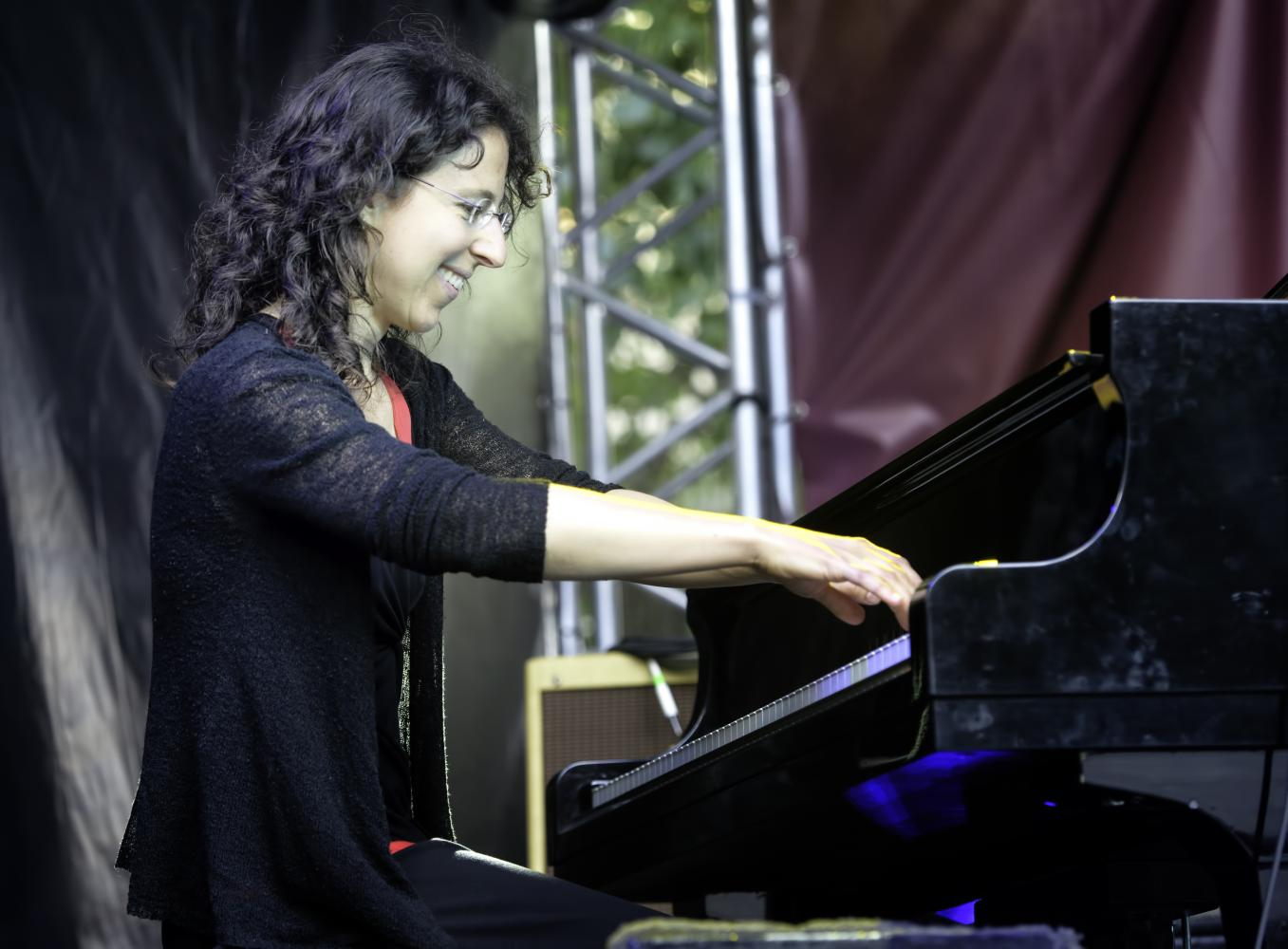 Marianne Trudel with Trio at the Montreal International Jazz Festival 2016