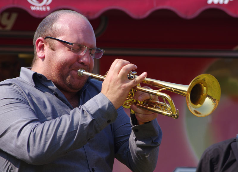 Ryan quigley, brass jaw, love supreme jazz festival