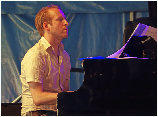 John turville, kairos 4tet, love supreme jazz festival