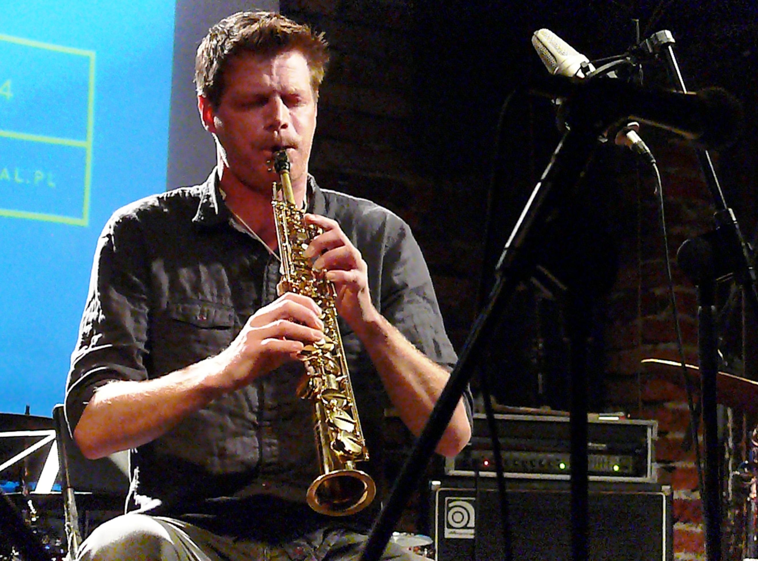 Torben Snekkestad at Alchemia, Krakow in November 2014