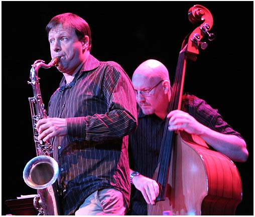 Chris Potter_ Sax, and Scott Colley_ Bass---1