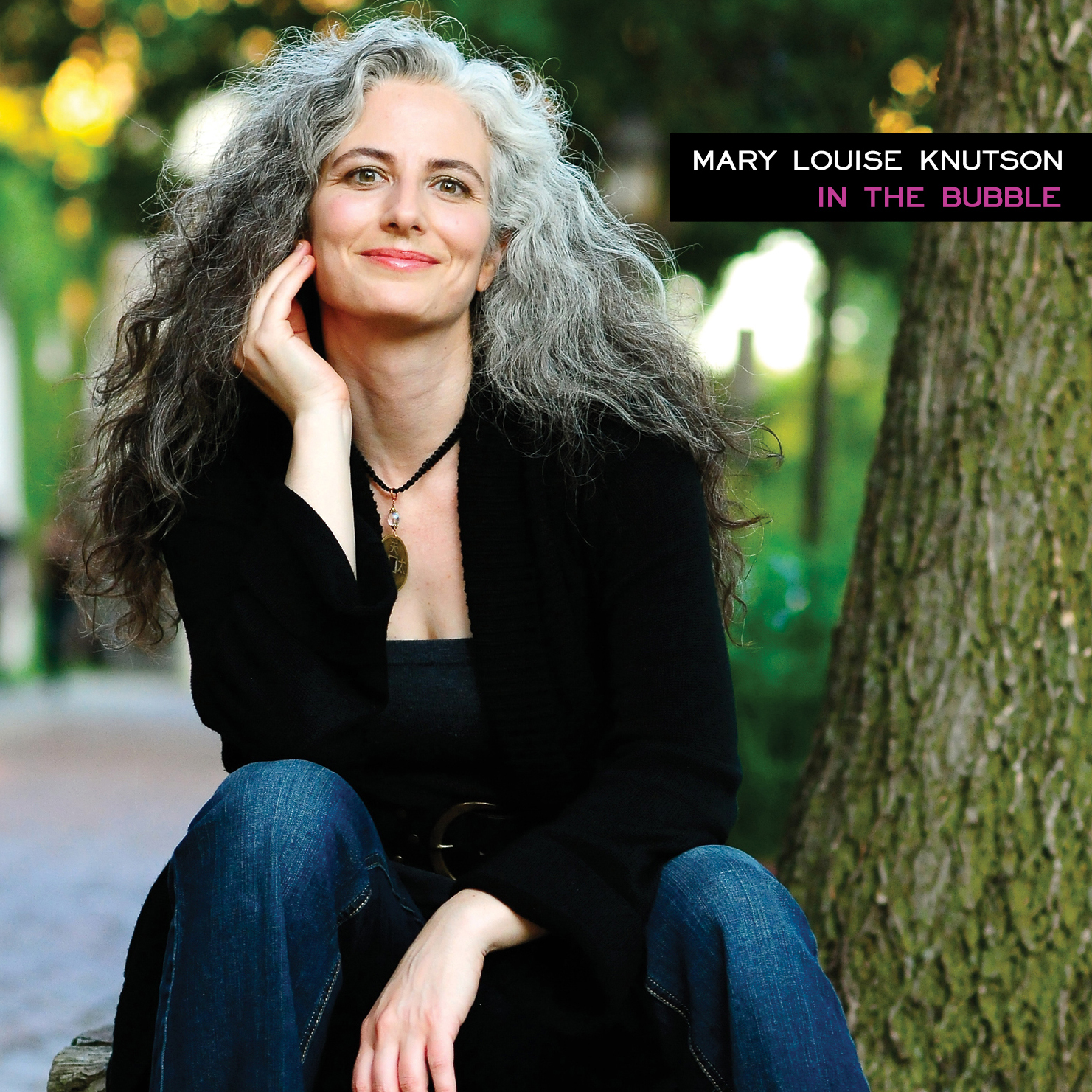 Pianist Mary Louise Knutson's in the Bubble CD (2011)