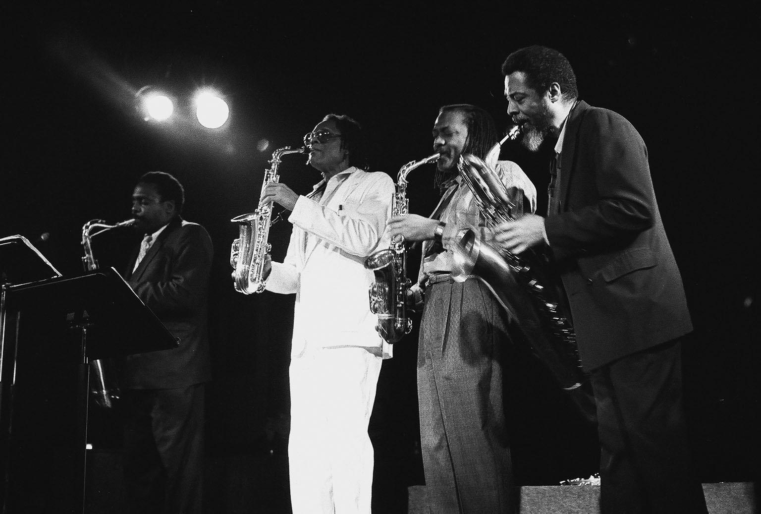 World Sax Quartet