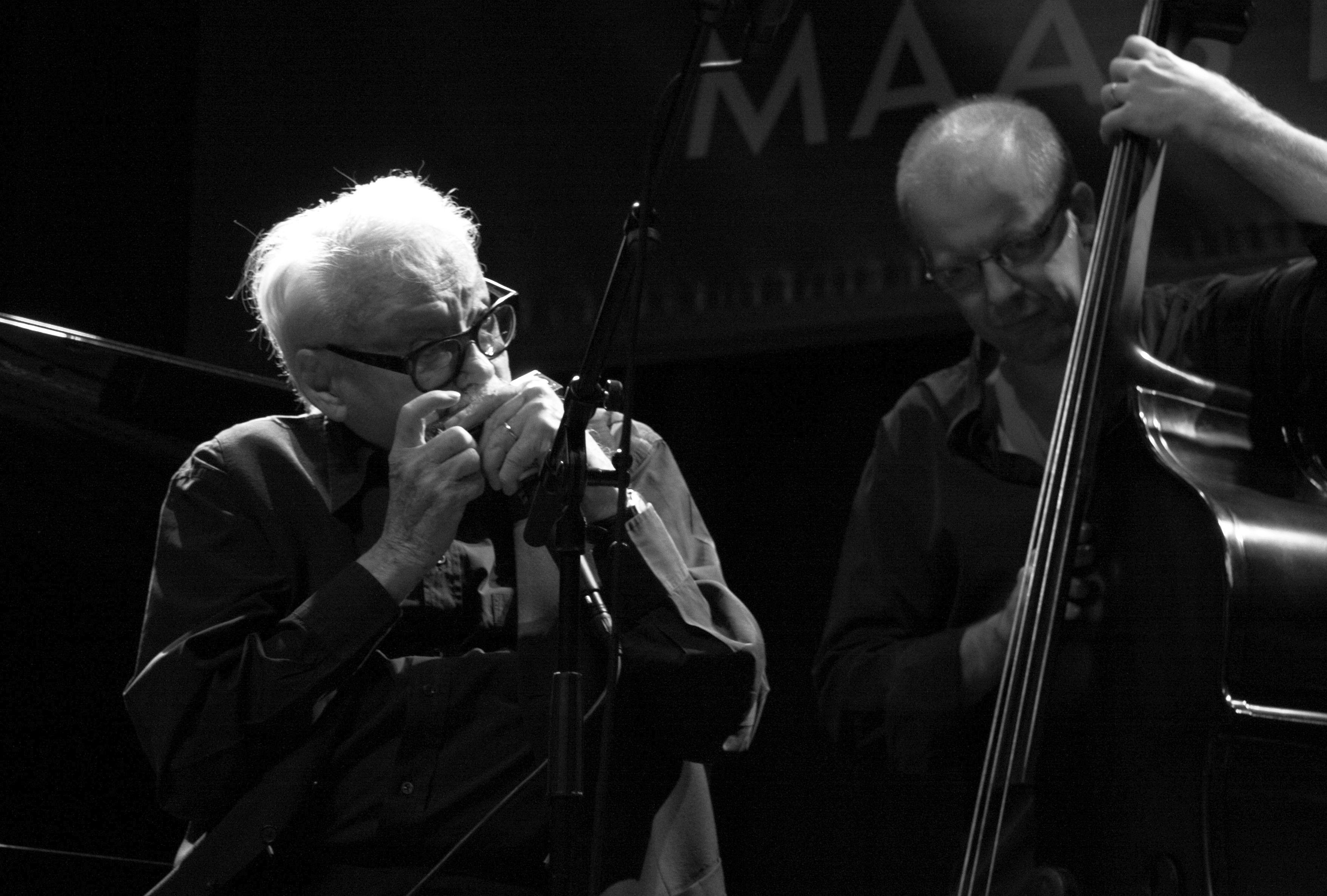 Toots Thielemans - Mecc Jazz Festival -Maastricht - 29 Oct. 2010
