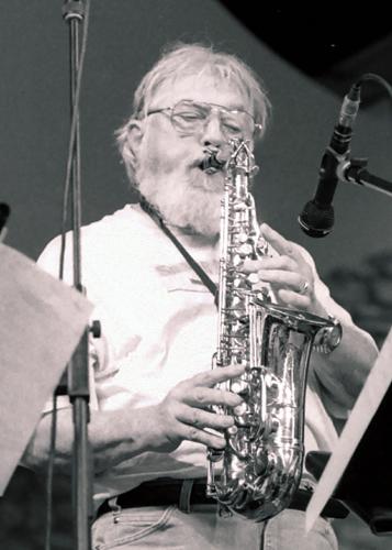 Bud Shank 1082914 Images of Jazz