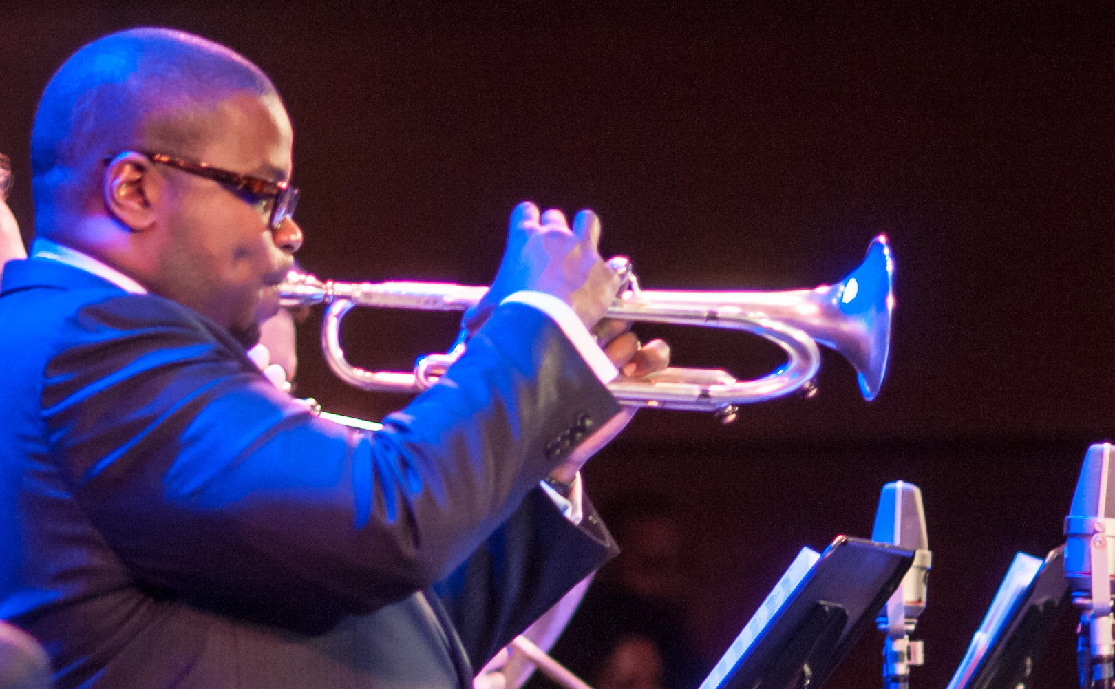 Jeremy Pelt with Endangered Species: The Music of Wayne Shorter at Dizzy's Club Coca Cola