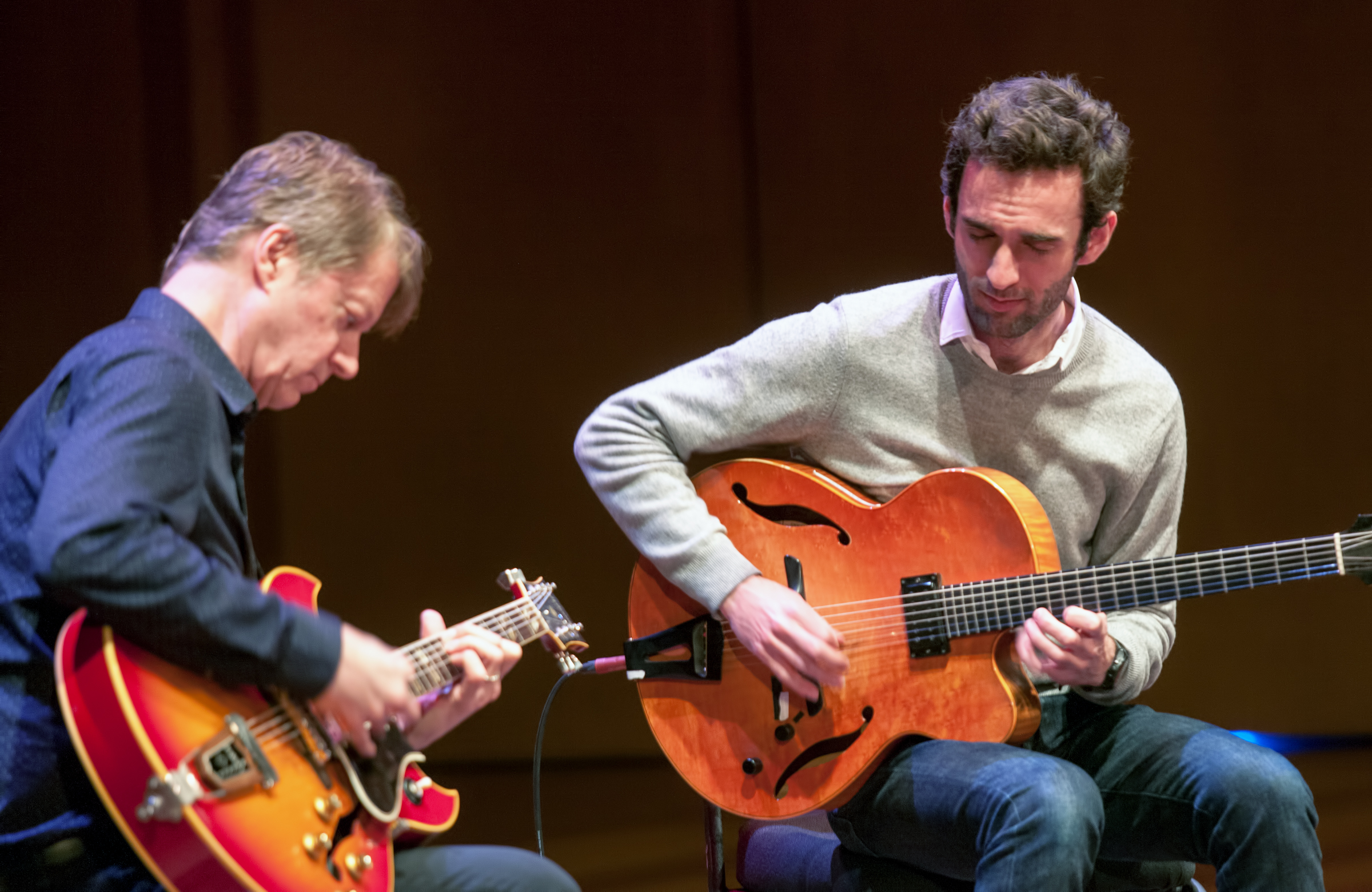 Nels Cline And Julian Lage At The Musical Instruments Museum (mim) In Phoenix
