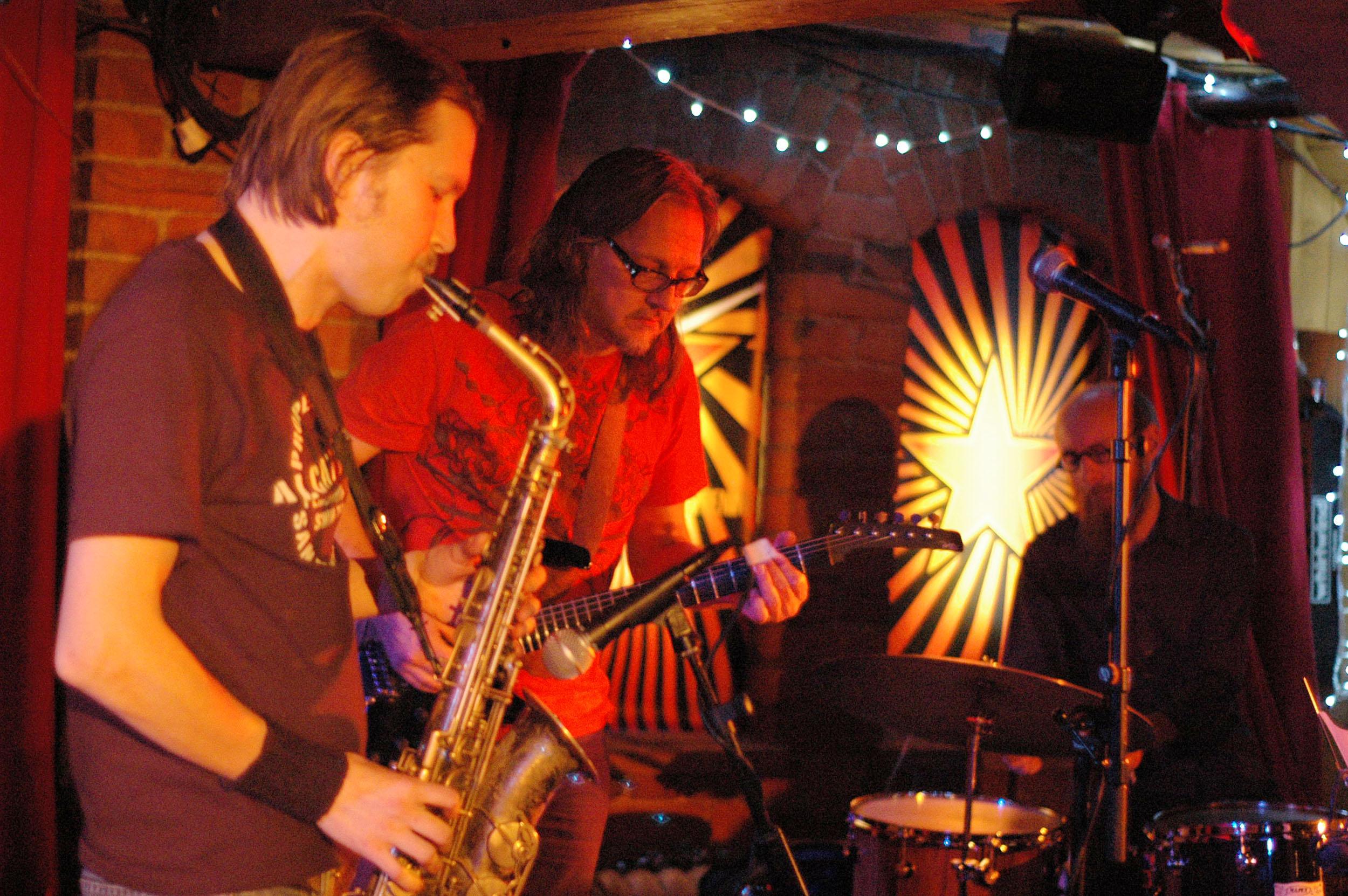 Markus Holkko Quartet at Tampere Jazz Happening 2010