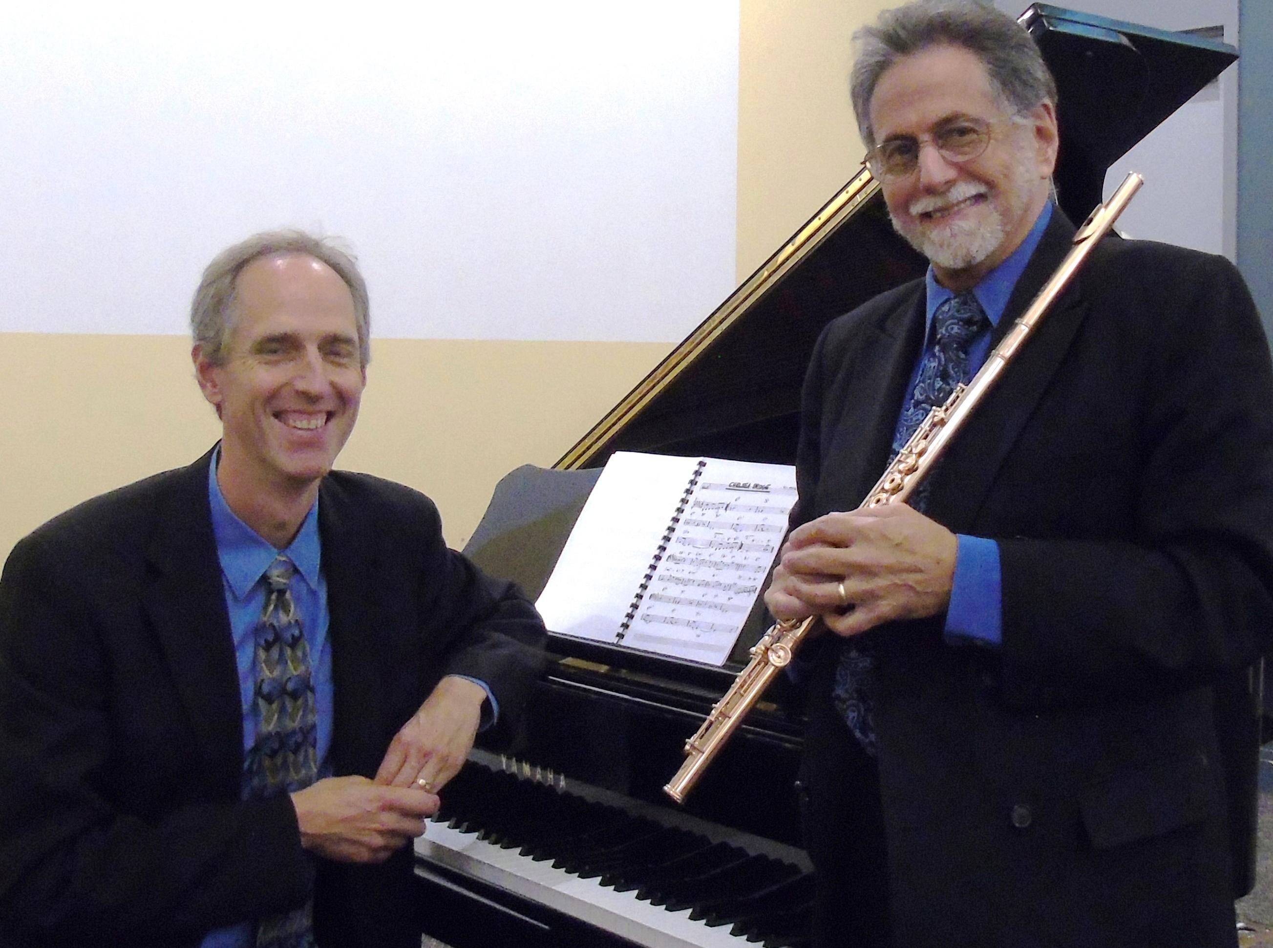 Peter H. Bloom-john Funkhouser Duo