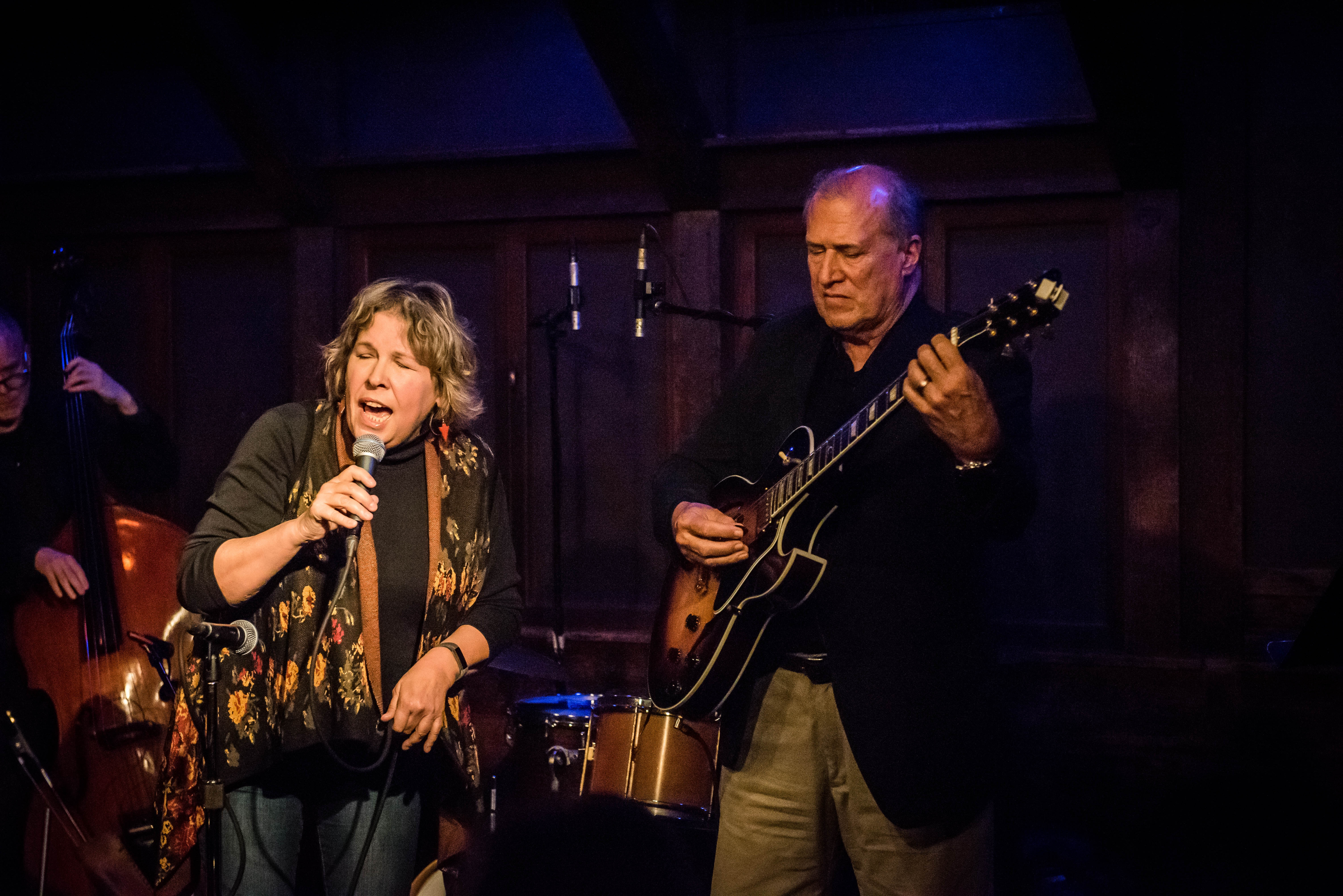Suzanne Cloud Trio With Special Guest Larry McKenna