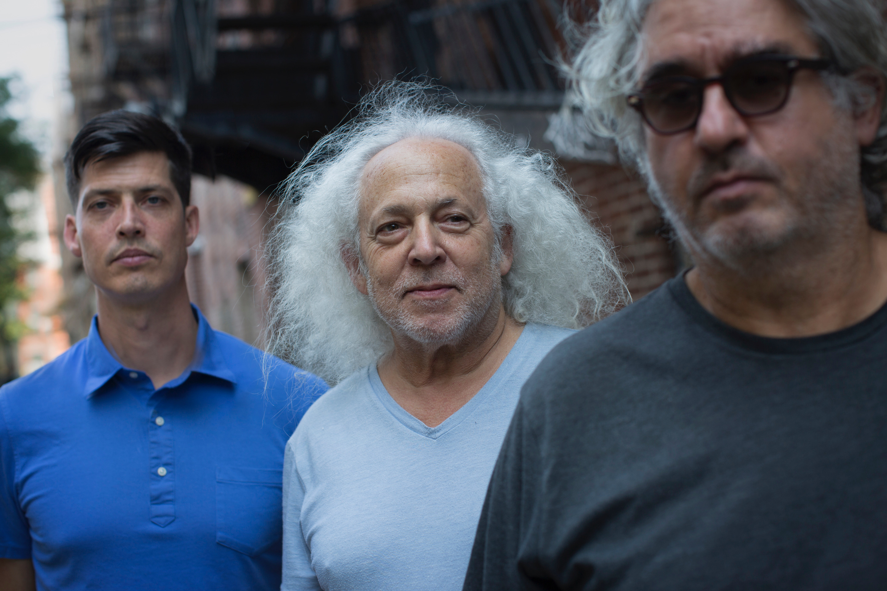 Sun Of Goldfinger (tim Berne, David Torn, Ches Smith)