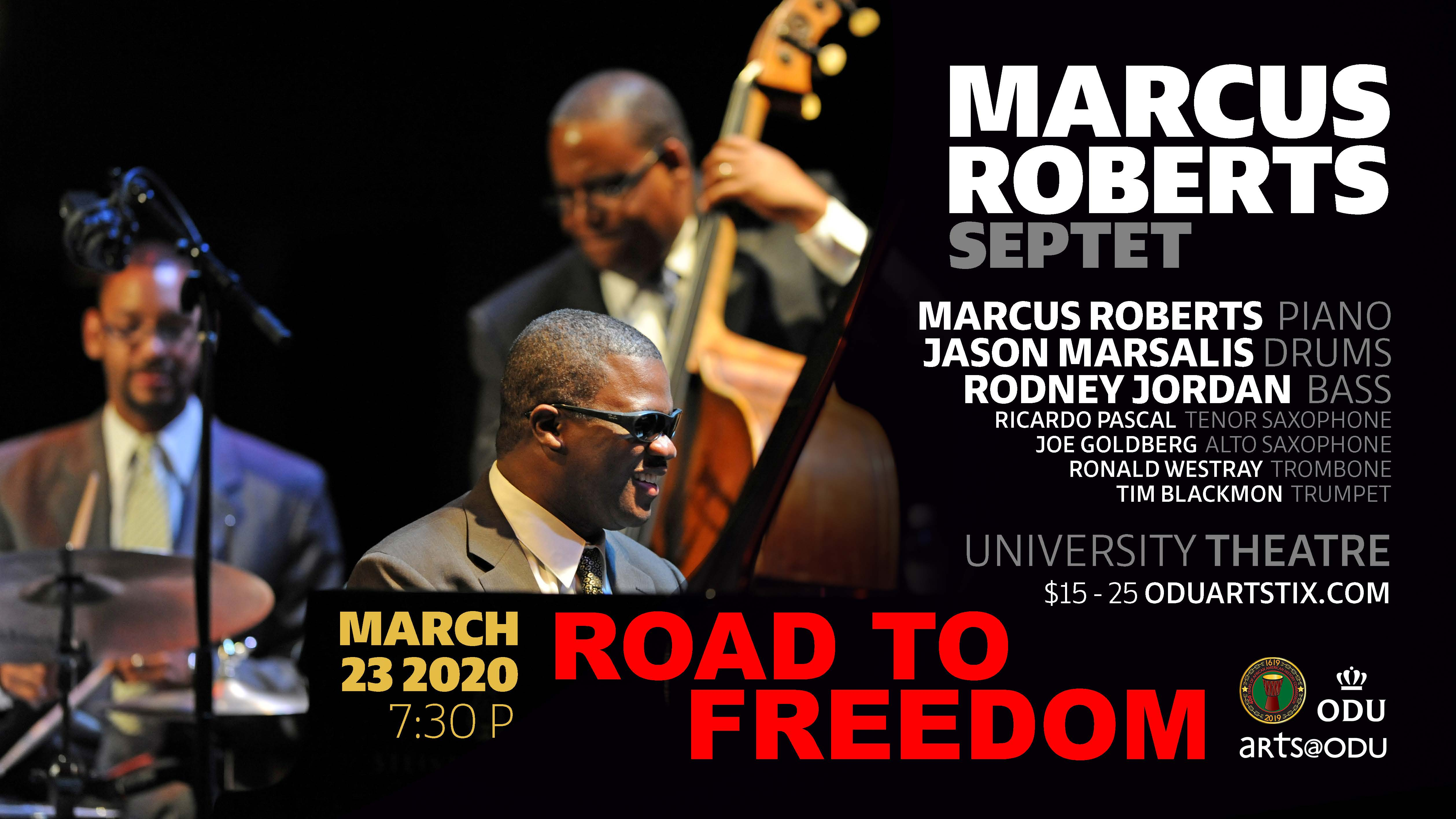 Marcus Roberts Septet: Road To Freedom