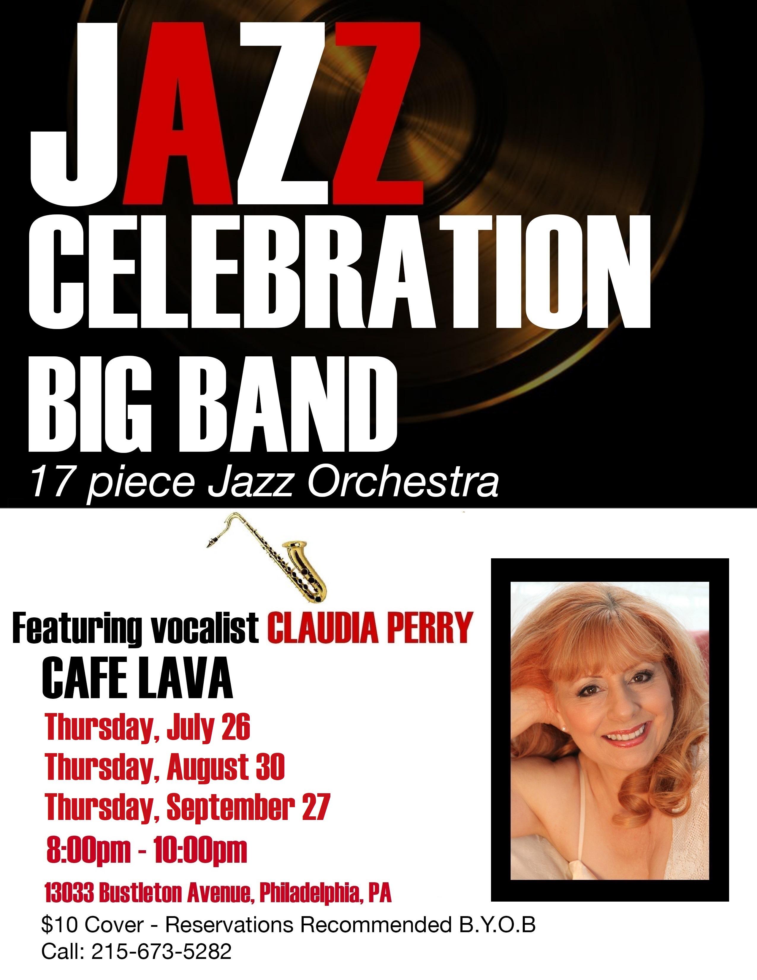 Jazz Celebration Big Band