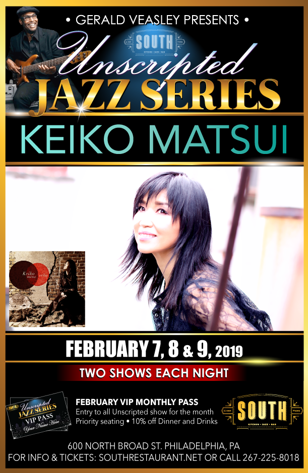 Keiko Matsui With Gerald Veasley Band