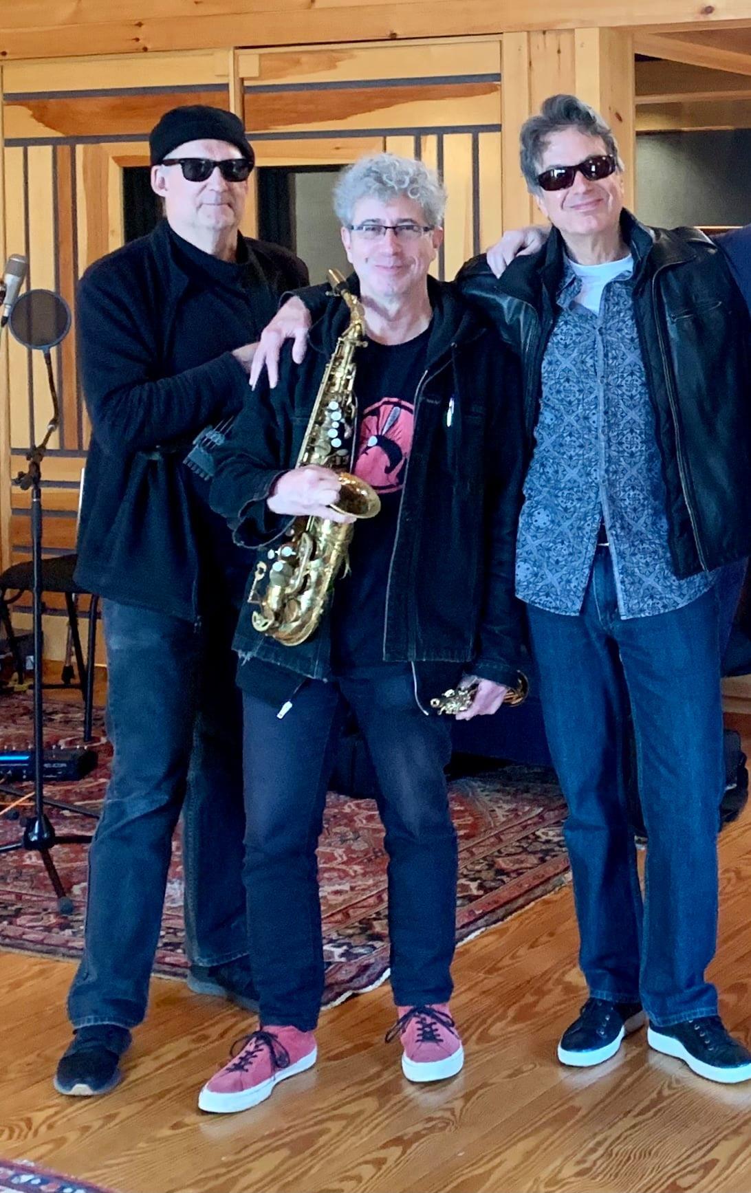 B.Mez with Michael Bierylo, Ken Field and Rick Scott