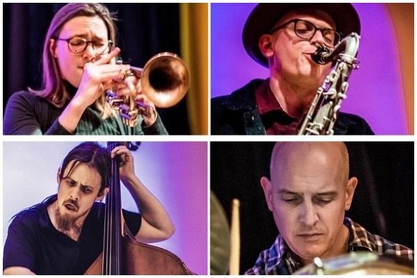 Marrow Quartet Live Streaming Concert