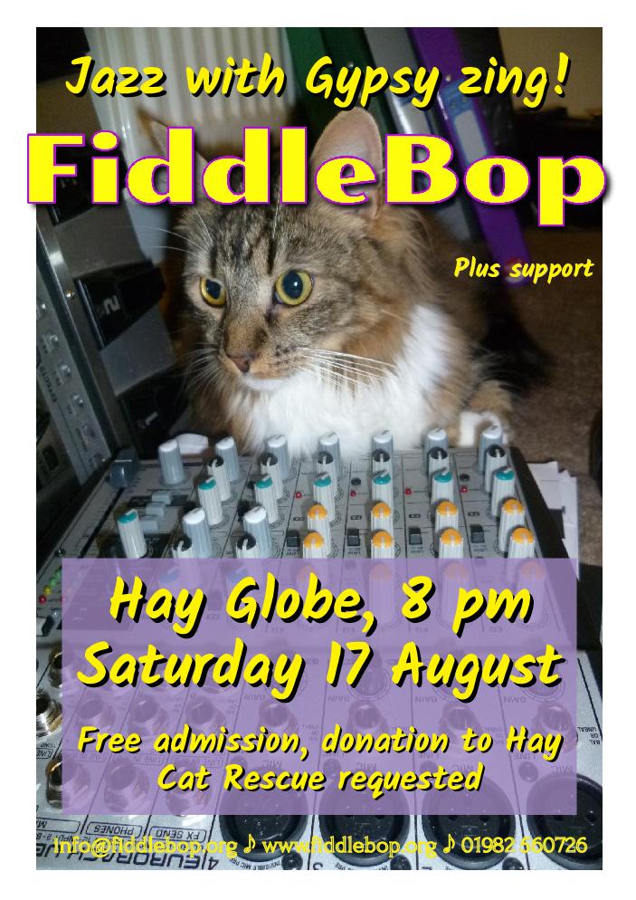 Fiddlebop