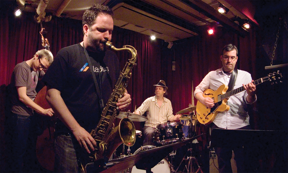 Mike Baggetta Quartet
