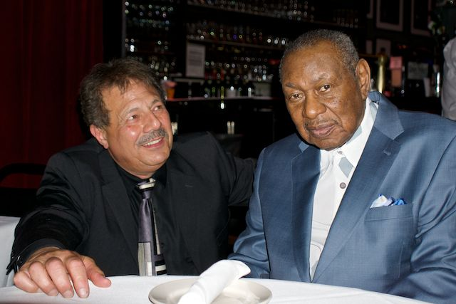 Frank Marino and Freddy Cole at Birdland
