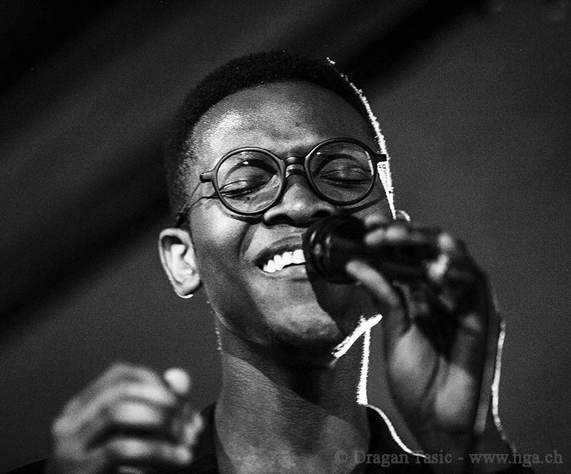 Vuyo Sotashe feat. Montreux Jazz Academy Project