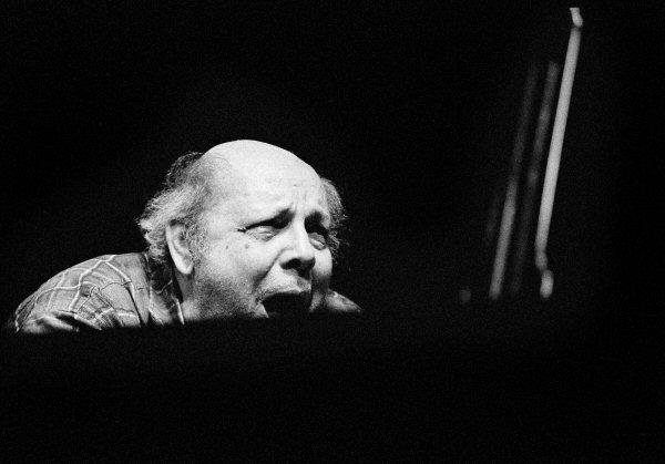 Misha Mengelberg (Ljubljana - CD Jazz Abonma 2002, Slovenia)