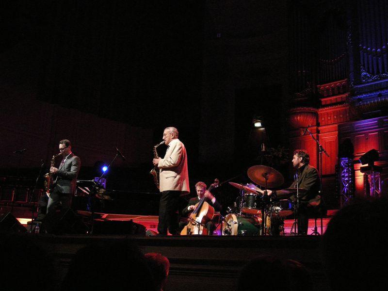 Benjamin Herman Quartet with Piet Noordijk