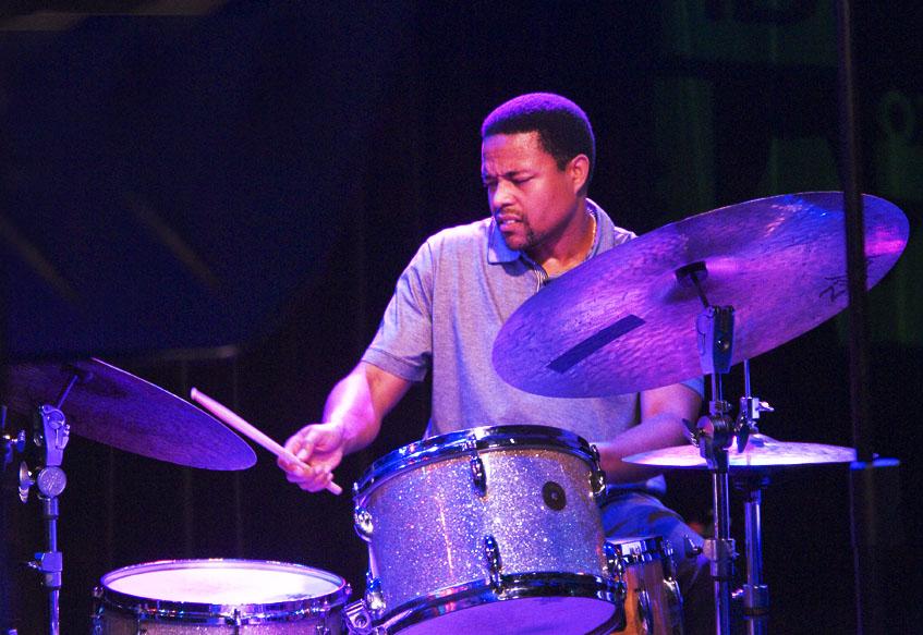 Nasheet Waits, td Ottawa Jazz Festival
