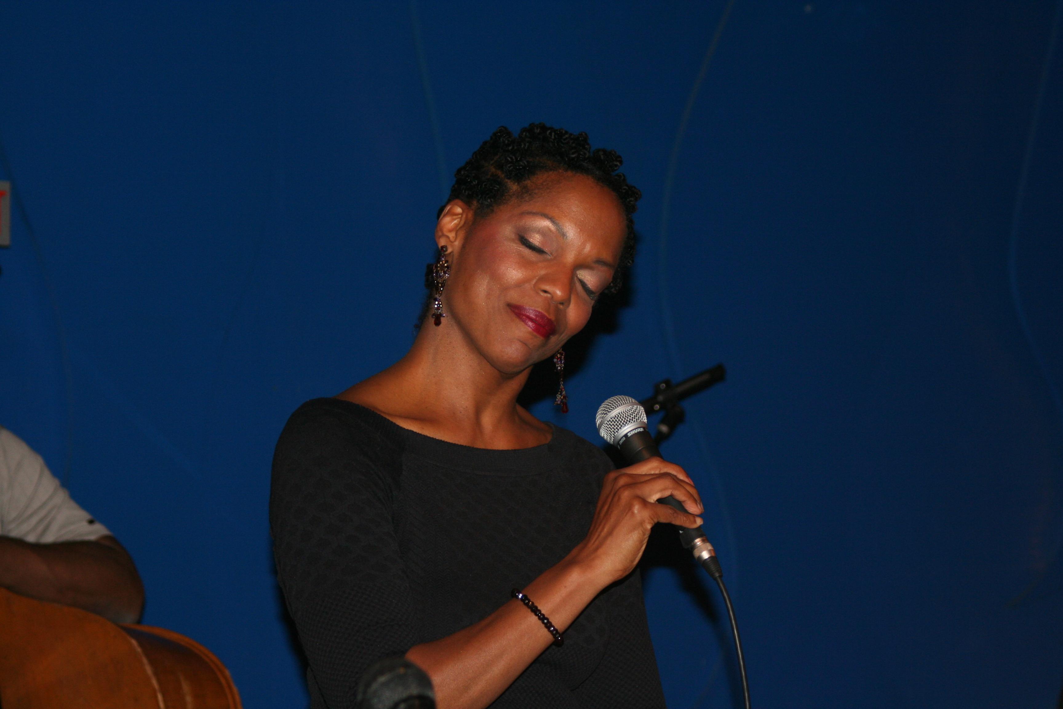 Nnenna freelon @ jazz kitchen 2013