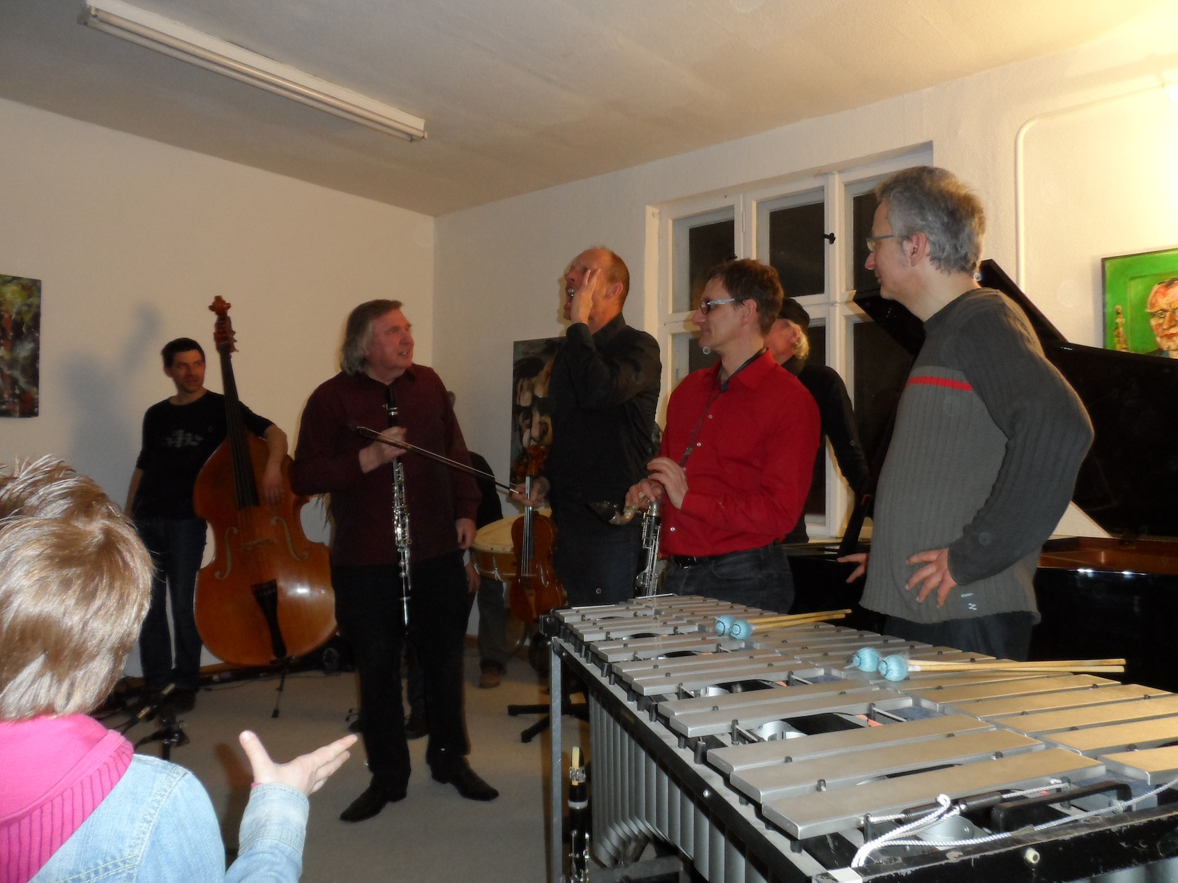 Theo jorgensmann and friends