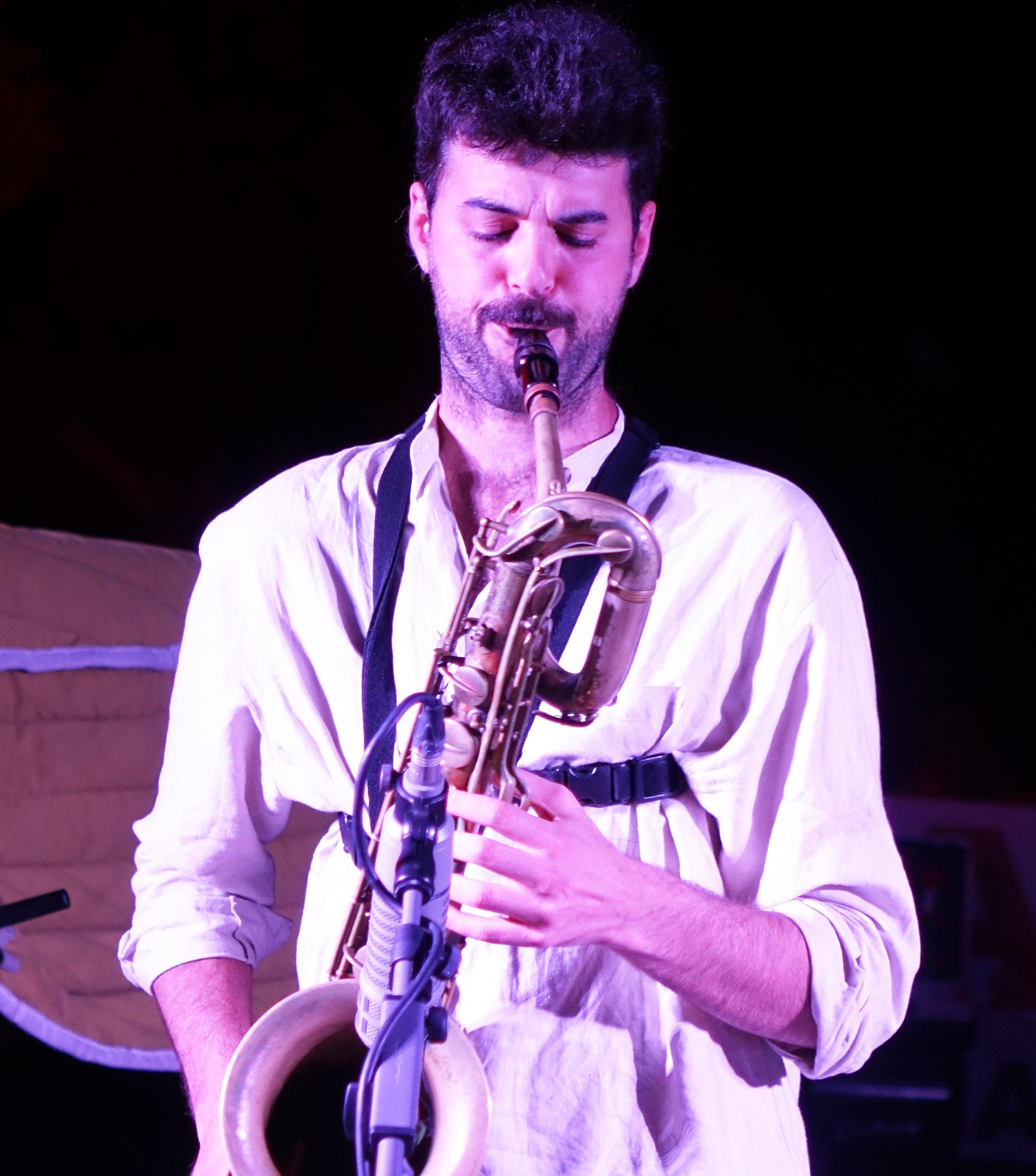 Giuseppe Doronzo in Sant' Anna Arresi Sardinia 2018