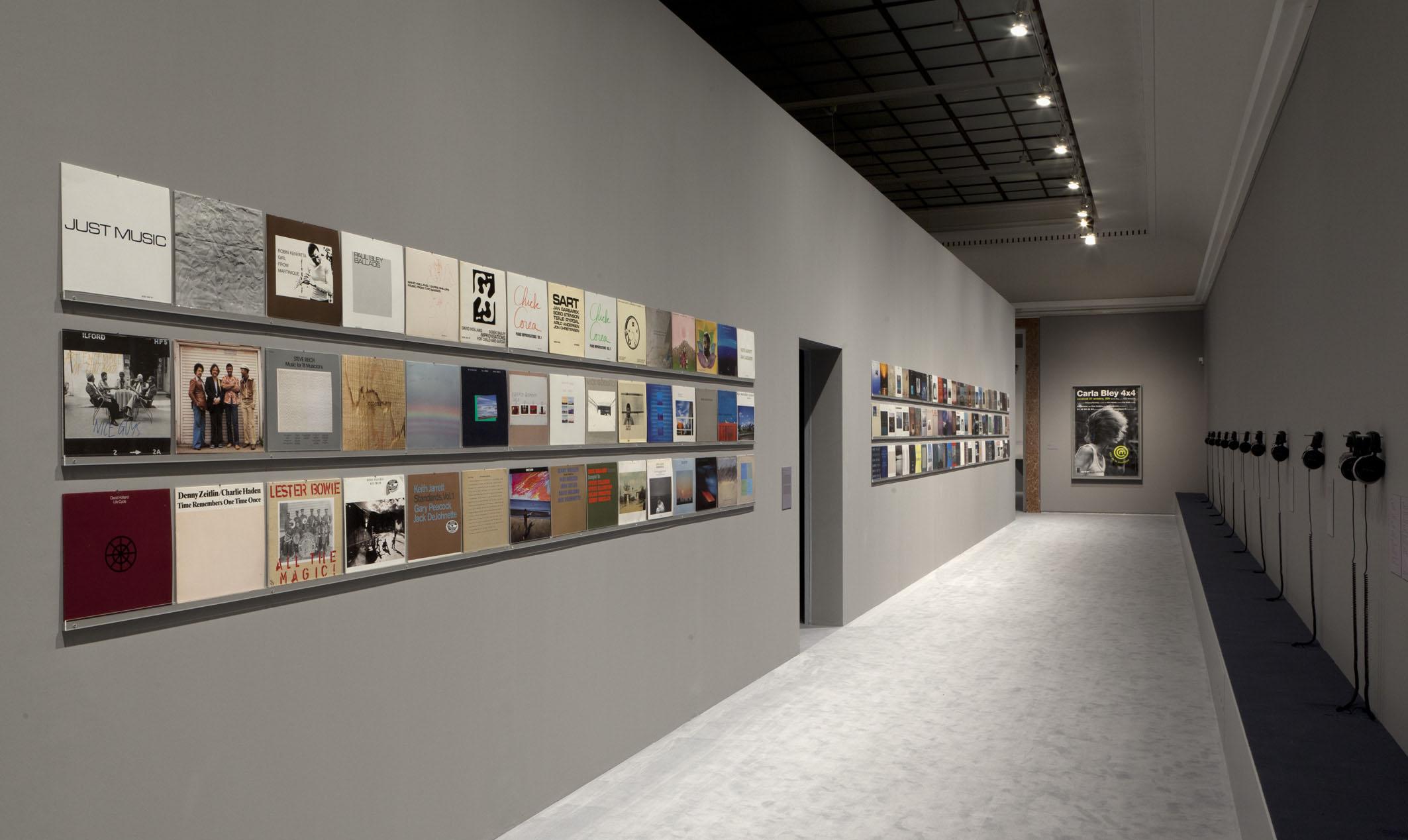 Ecm: A Cultural Archeology Exhibition, Munich, Germany December 2012
