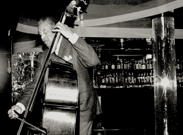 Ray Brown. Barcelona, 1993
