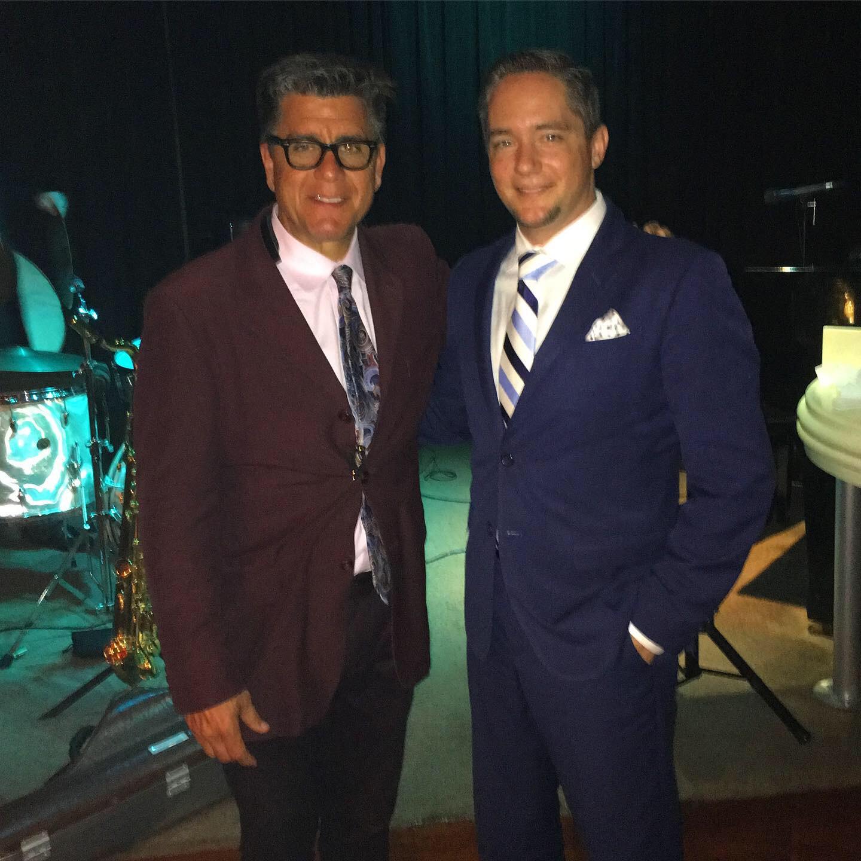 Danny Sinoff and Jeff Rupert