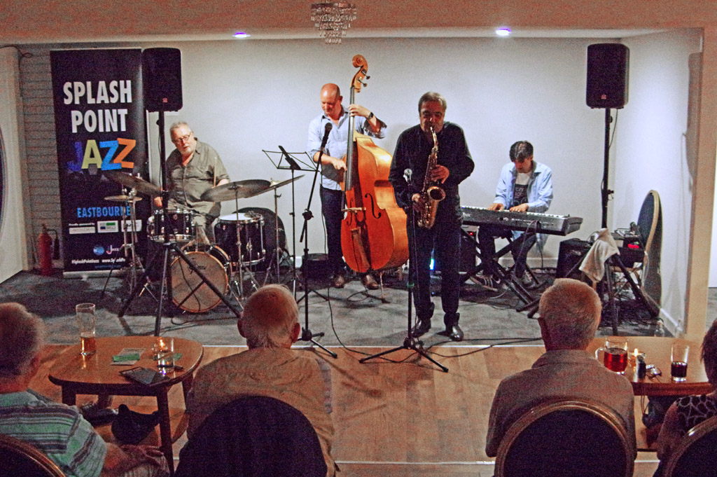Greg Abate Quartet