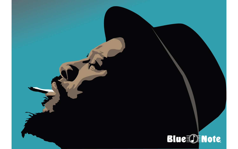 Thelonious Monk Postcard