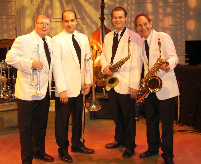 Louis & Keely Live at the Sahara, Horn Section: Paul Litteral, Brian Wallis, Colin Kupka, Dan Sawyer