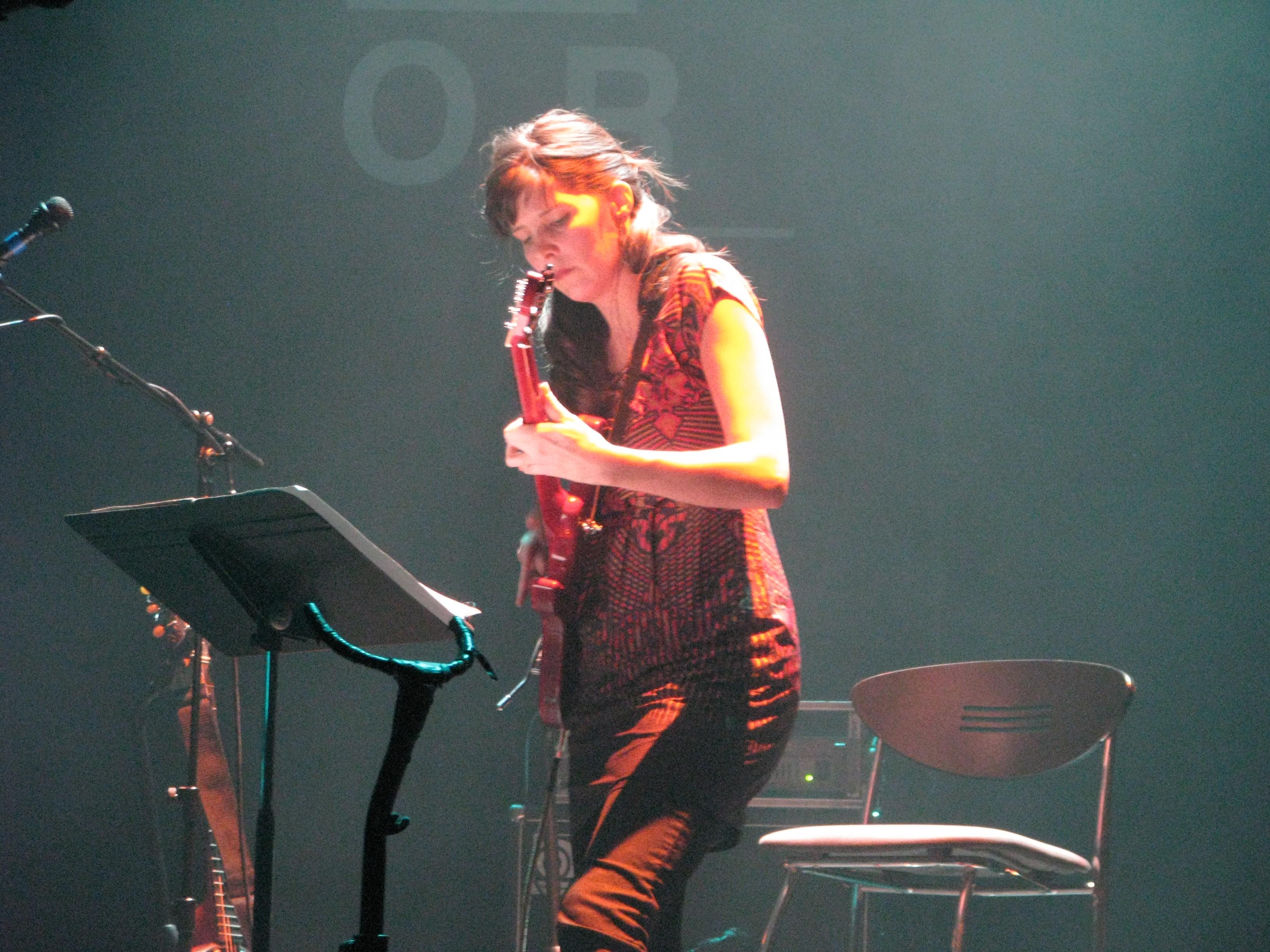 Christelle Séry Jazzdor Strasbourg 2014
