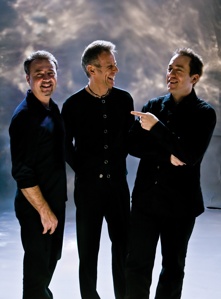 Tim Garland, Joe Locke, Geoffrey Keezer