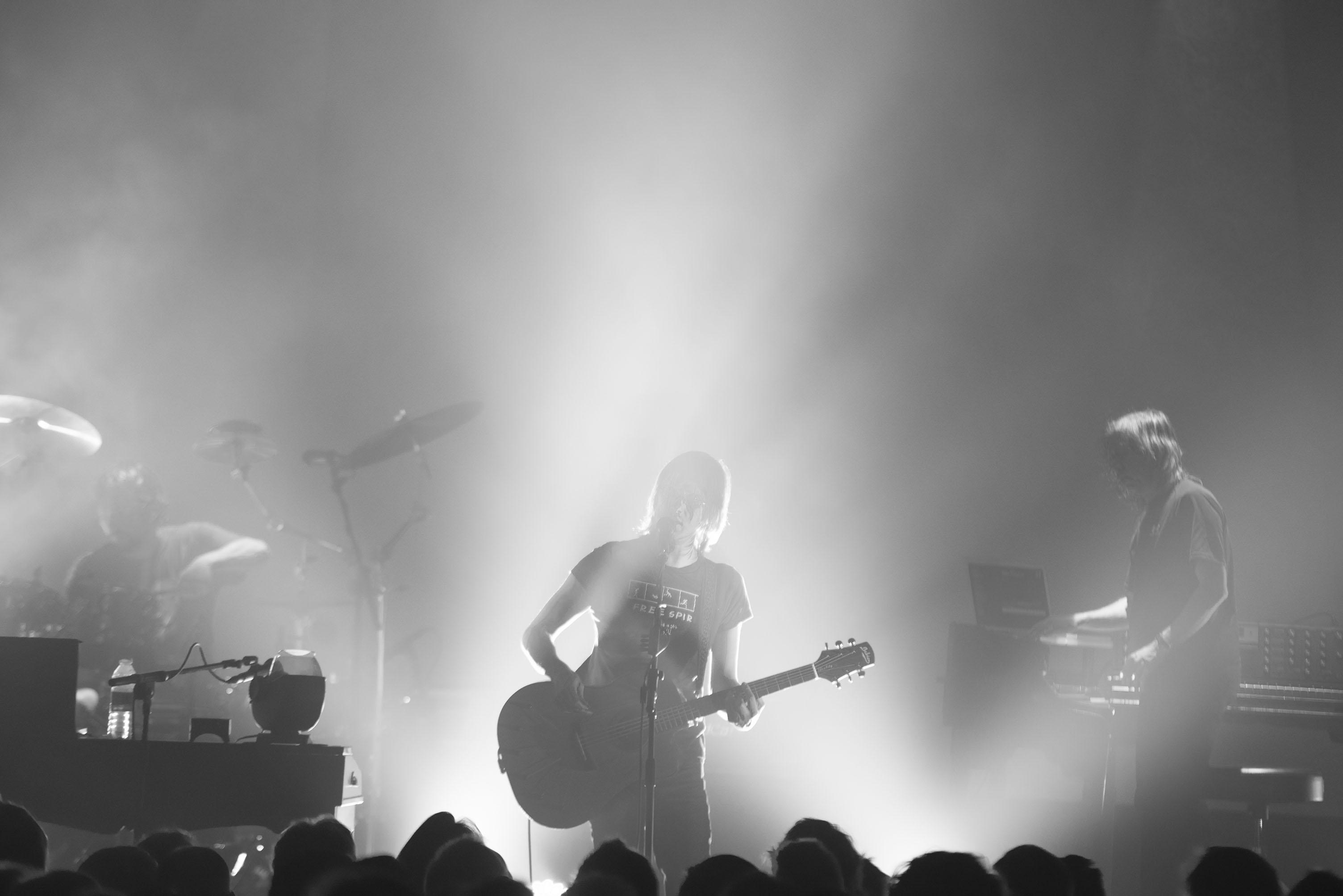 Steven wilson - performance, montreal, april 25, 2013