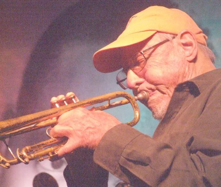 Ira Sullivan at Joe Segal's Jazz Showcase Following Chicago Jazz Festival, 9/3/11