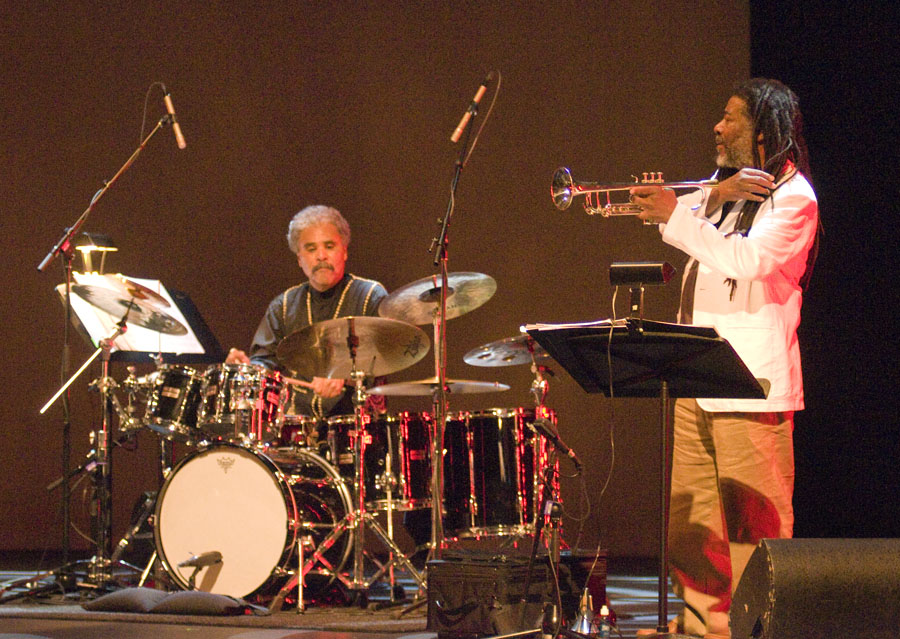 Anthony brown, wadada leo smith